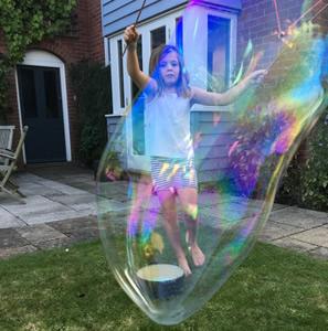 Giant DIY bubbles
